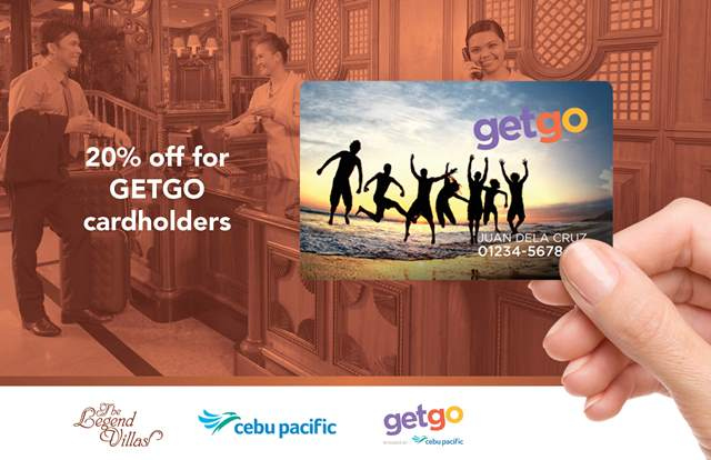 Cebu Pacific GETGO Discount
