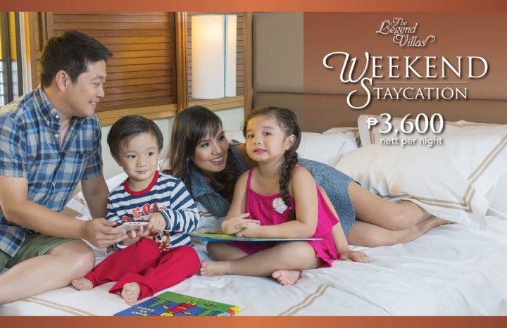 Treat your family to a weekend city retreat with our Weekend Staycation promo. Rate is at P3,600 per night, valid until November 2018.